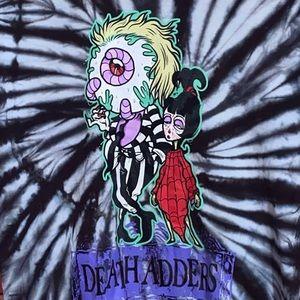 Mishka Lamour Death Adder T-Shirt Beetlejuice